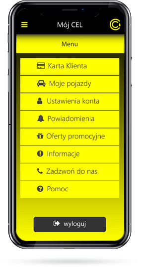 cel aplikacja