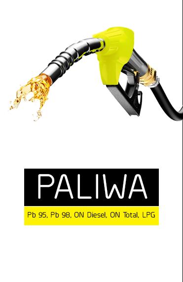 Cel - paliwo